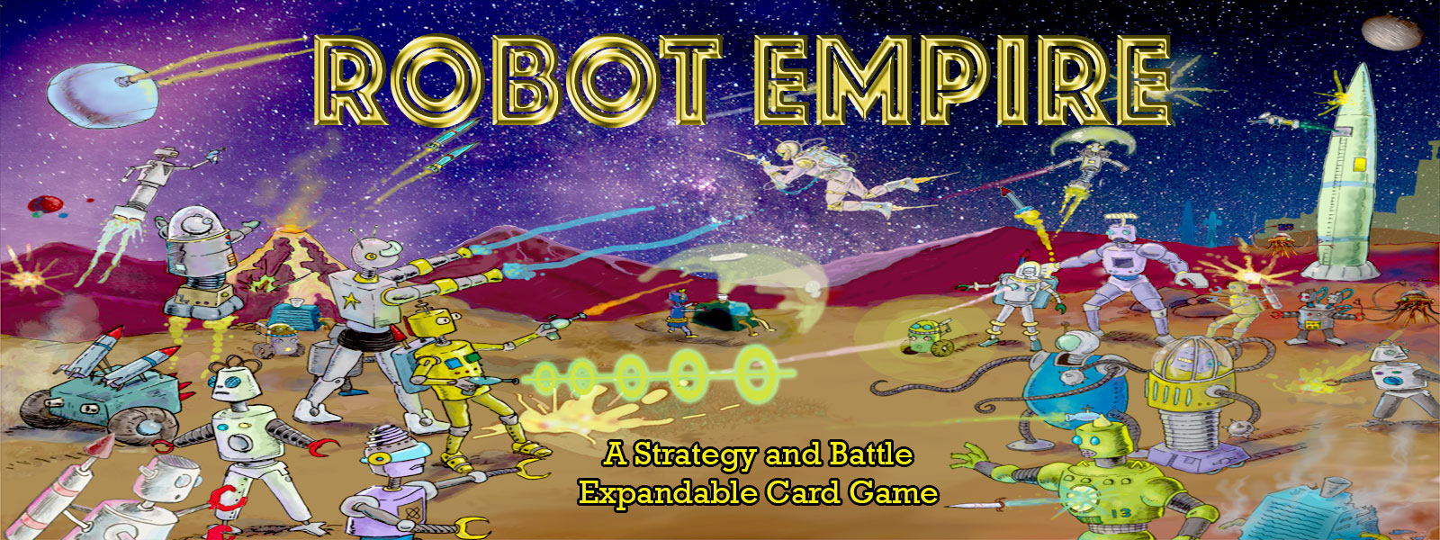 Robot Empire
